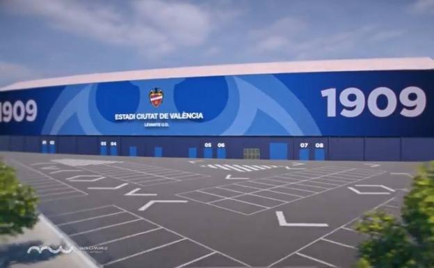 El levante ud pone en marcha la tercera fase de - Campo de futbol del valencia ...