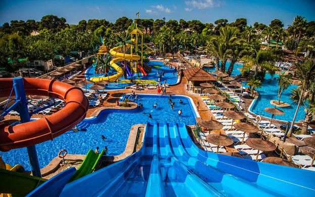 La Marina Camping & Resort (Alicante)