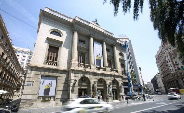 Teatros principal y rialto de valencia consulta toda la for Teatro principal valencia