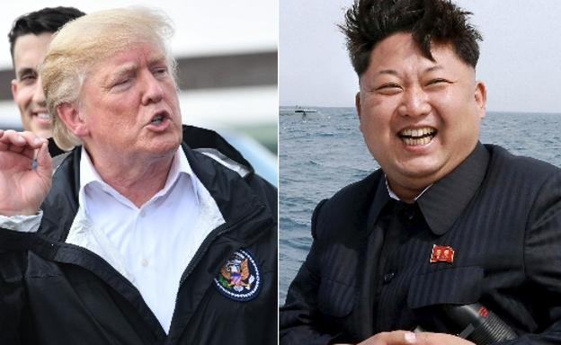 Donald Trump y Kim Jong-un./AFP / REUTERS
