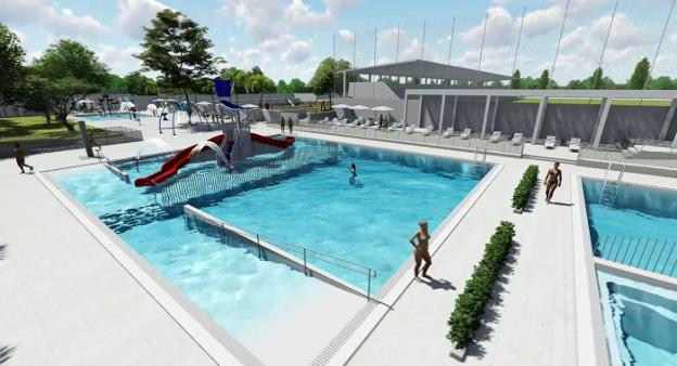 Paterna reabrir la piscina municipal en verano de 2018 for Piscina municipal manises