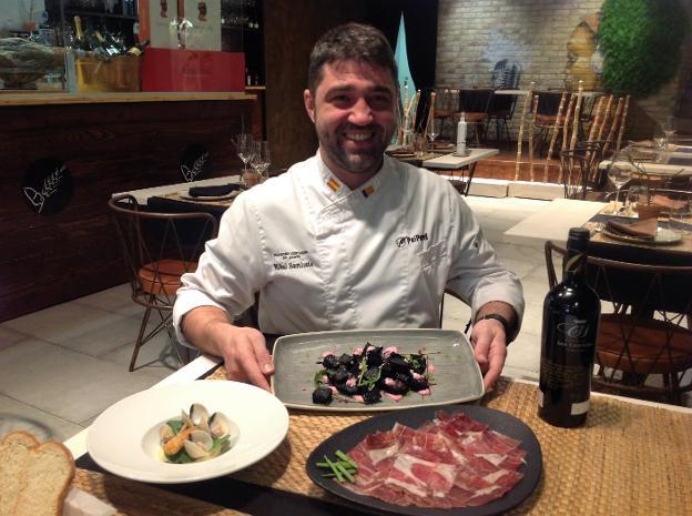 Pa i pernil nueva cocina valenciana las provincias for Cocina valenciana