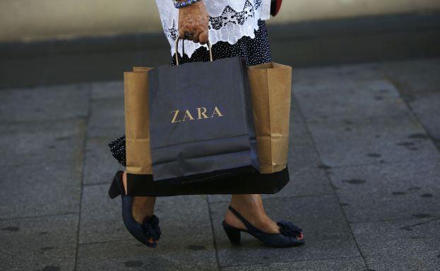 Zara ha abierto una tienda en Londres donde desarrollará el comercio online.