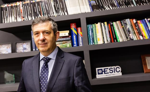 Agustín Carrilero, director del campus de Valencia de ESIC Business & Marketing School/