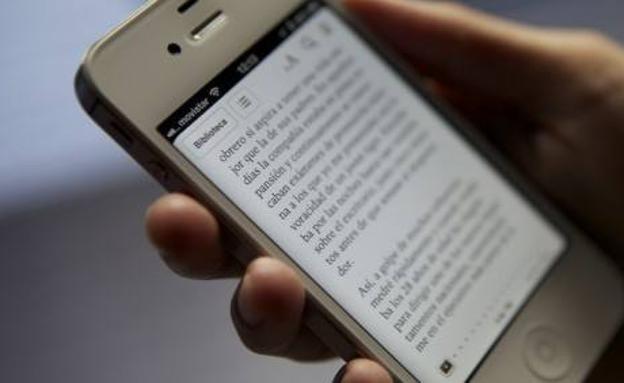 Aplicaciones Para Leer Libros En El Móvil O La Tablet