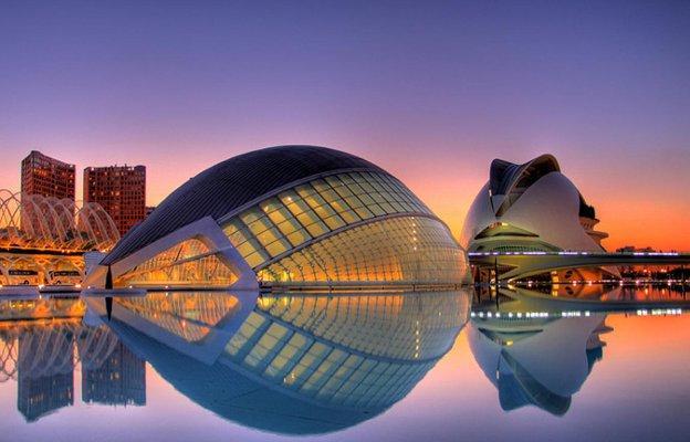 Cómo Ir A La Ciudad De Las Artes Y Las Ciencias De Valencia Las Provincias