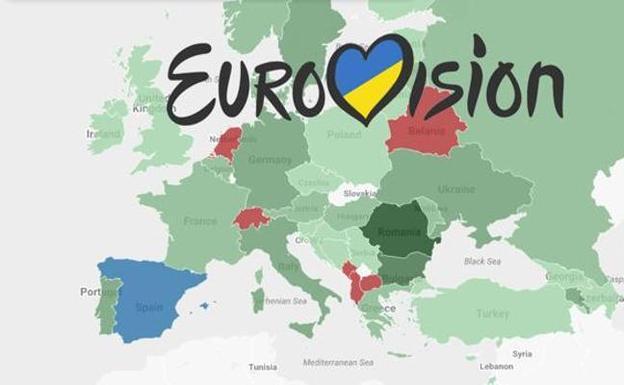 El Psoe Olvida El Valenciano En Eurovision