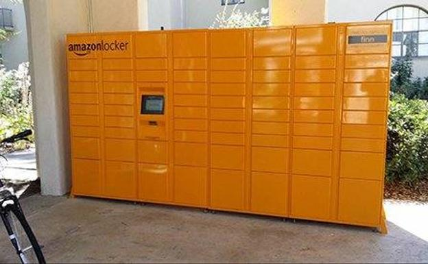 Amazon Locker/Amazon