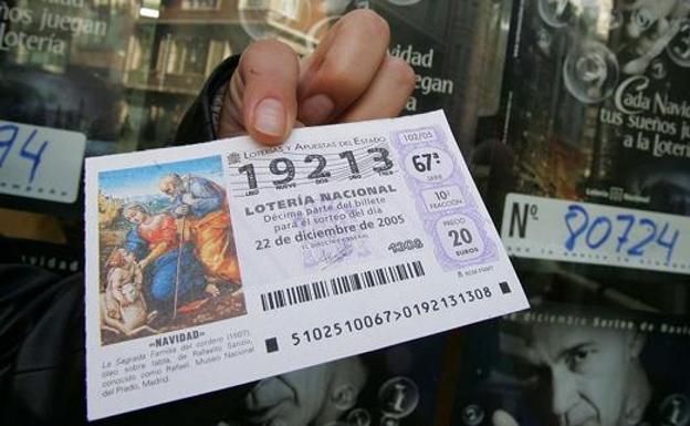 Lotería Navidad 2018 Recargos Que Hacienda Aplica A Los Premios De La Lotería De Navidad Las Provincias