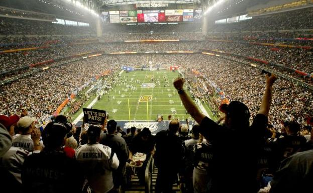 Super Bowl./REUTERS
