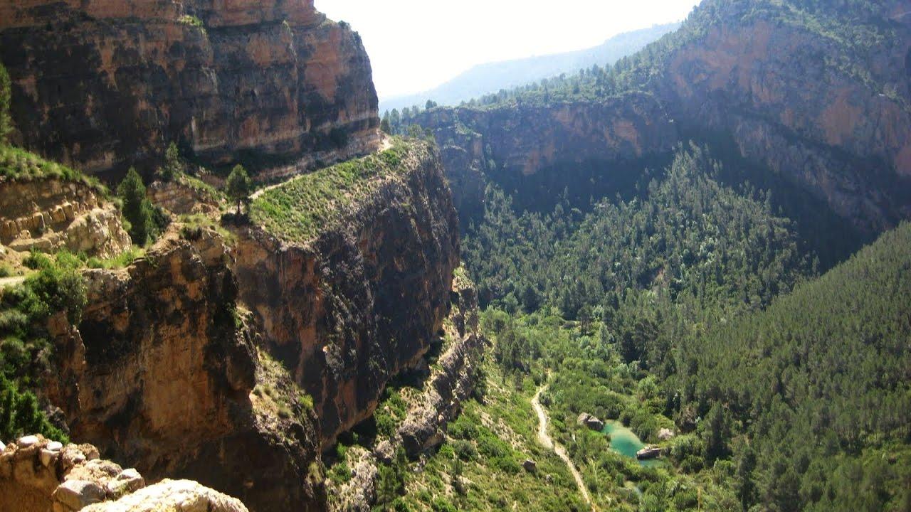 La ruta de los Cañones del Júcar: 33 kilómetros de naturaleza
