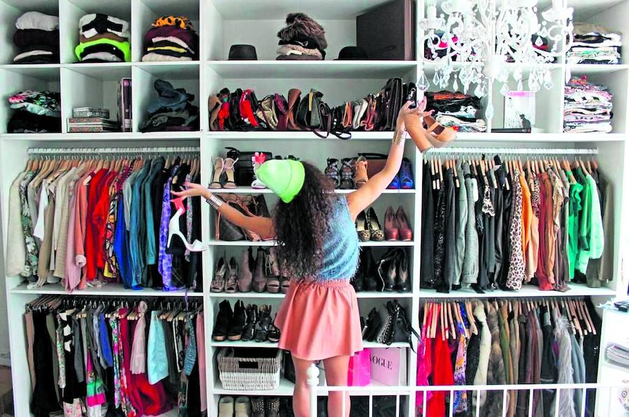 Como Organizar Tu Armario Si Entra Algo Nuevo Sale Algo Viejo - Ordenar-armarios