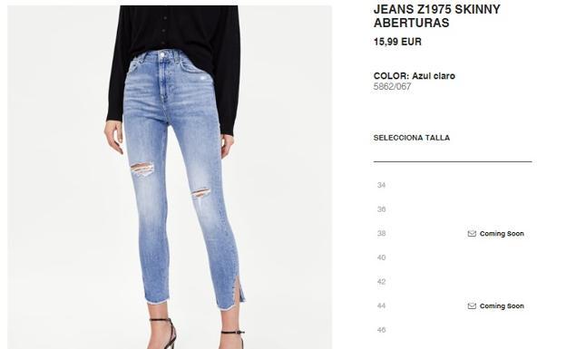 Tallas Grandes En Zara Inditex Hace Caso A Omayra Cazorla Y Anade Hasta La Xxl Las Provincias