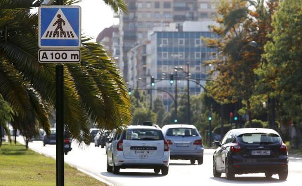 Avenida del Cid. /Jesús Signes