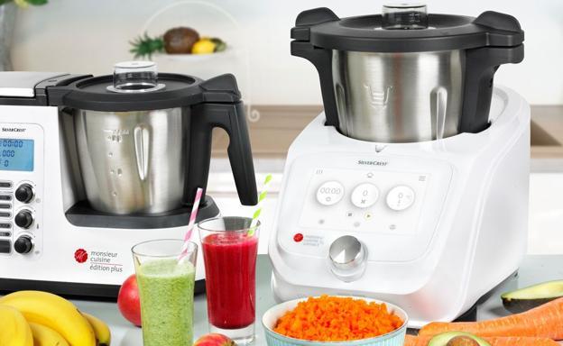 Robot de cocina lidl cinco alternativas que debes - Robot cocina lidl ...