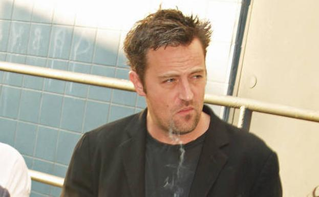 El actor Matthew Perry/Flickr
