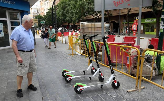 Patinetes electricos para alquilar