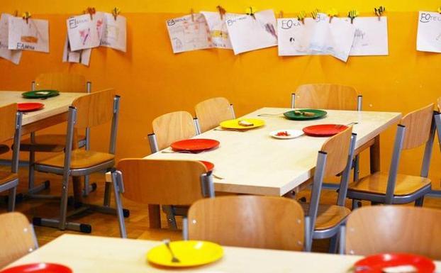 Sube la renta máxima para conseguir beca de comedor | Las Provincias
