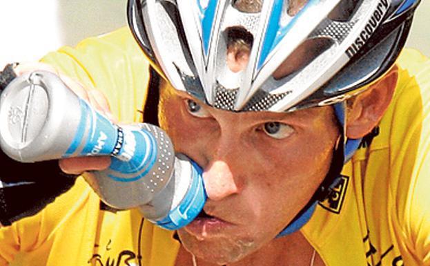 Lance Armstrong./Reuters