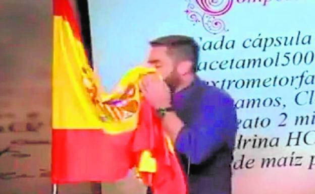 EL CATALAN JOAN RIBO CEDE EL PALAU DE LA MUSICA DE VALENCIA A LA INTOLERANCIA