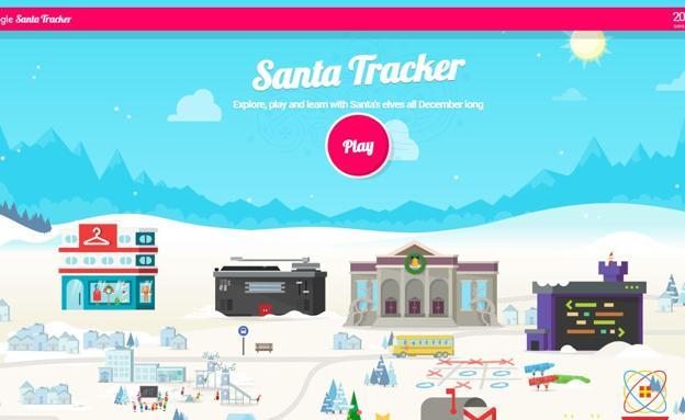 Google Santa Tracker Que Es Y Como Funciona El Juego De Moda De