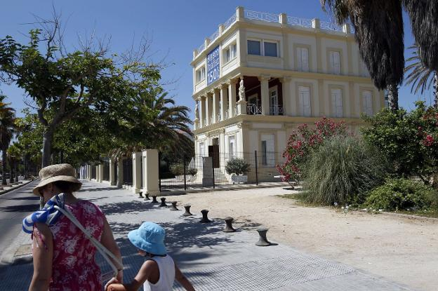 Casa-museo Blaco Ibáñez/Irene Marsilla
