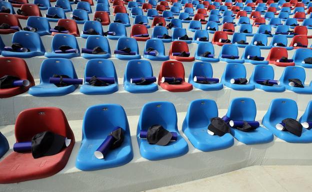 Condena al Levante UD porque dos jugadoras menores fotografiaron desnuda a otra en el vestuario y compartieron la imagen en redes sociales