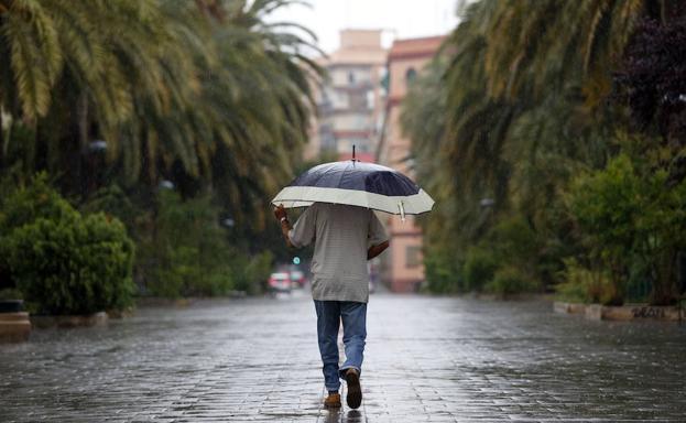 Tiempo En Valencia Vuelven Las Lluvias A Valencia Las Provincias