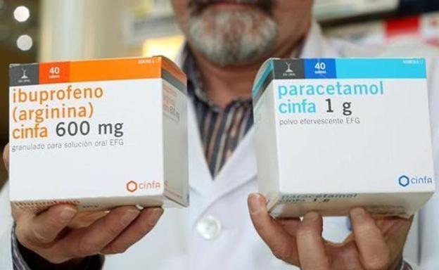 Dolor De Cabeza Ibuprofeno O Paracetamol Para Qué Sirven Y Cuándo Tomarlos Las Provincias