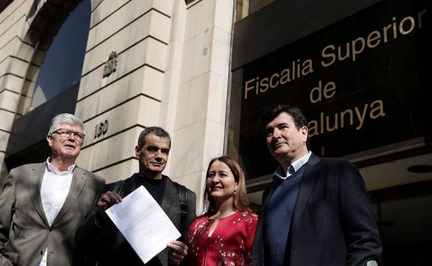 LA FISCALIA INVESTIGA LOS MAS DE 10 MILLONES EN AYUDAS DEL GOBIERNO CATALAN A ACPV