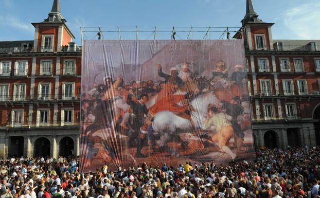 Por qué es fiesta en Madrid hoy 2 de mayo? | Las Provincias