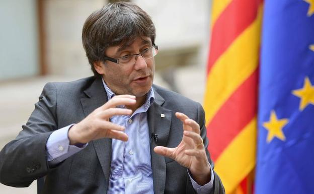 Carles Puigdemont. /PIERRE-PHILIPPE MARCOU (AFP)