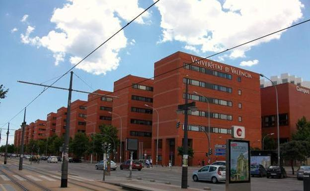 Universidades valencianas.