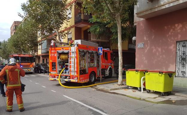 Incendio en una vivienda de picanya las provincias - Viviendas en picanya ...