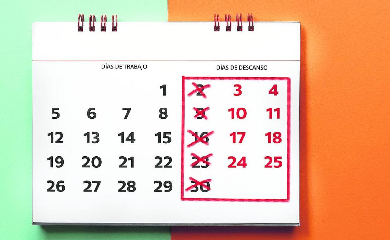 Jornada laboral   Llega el fin de semana de tres días   Las Provincias