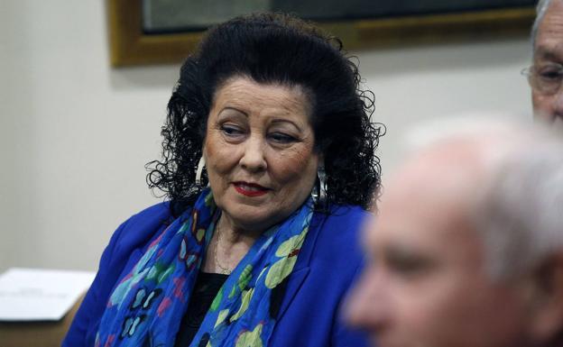 La juez abre juicio a Consuelo Císcar por la compra para el IVAM de obras falsas de Rueda