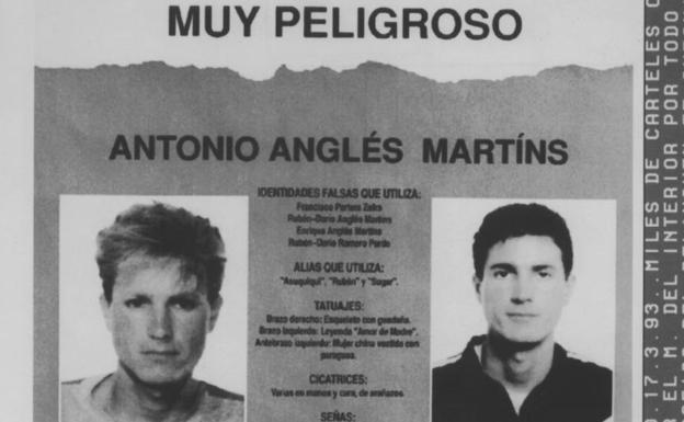 Qué hizo Antonio Anglés tras el crimen de Alcàsser: cronología de una huida imposible