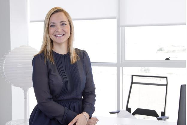 Gracia Burdeos Directora general de SPB. /LP