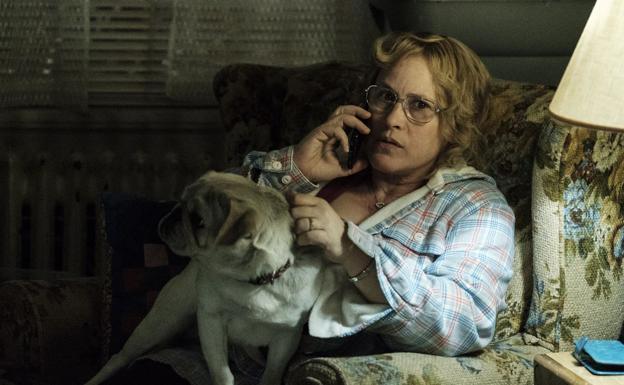 Patricia Arquette, en 'Fuga en Dannemora'.