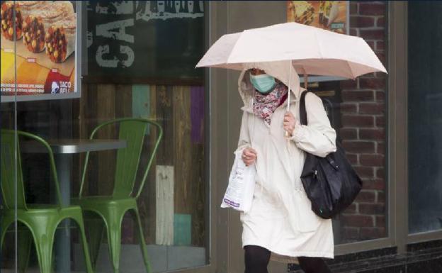 ¿Cómo afecta la lluvia al coronavirus?