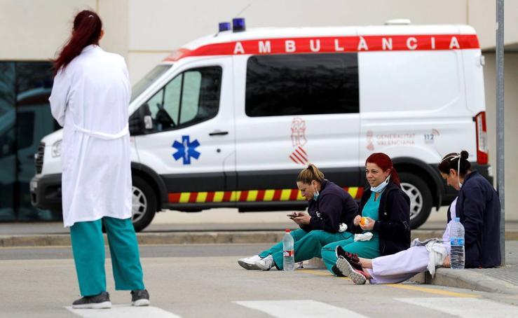 Valencia lucha contra el coronavirus