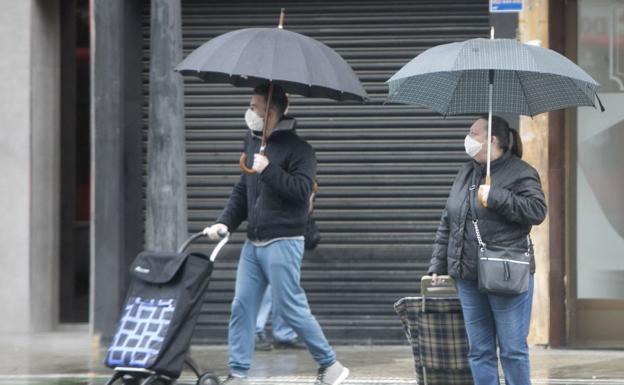 Aemet mantiene la alerta amarilla: ¿Hasta cuándo seguirá lloviendo en Valencia?