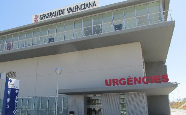 Un hombre de 93 años supera el coronavirus y sale del hospital de Gandia
