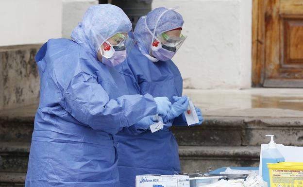 Sanidad confirma 502 nuevos contagios y 36 muertos con coronavirus en las últimas 24 horas en la Comunitat