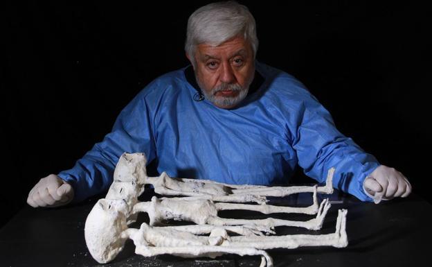 Las momias de Nazca: ¿Alienígenas o fraude?