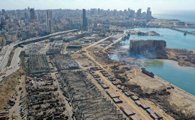 Gross negligence devastated Beirut