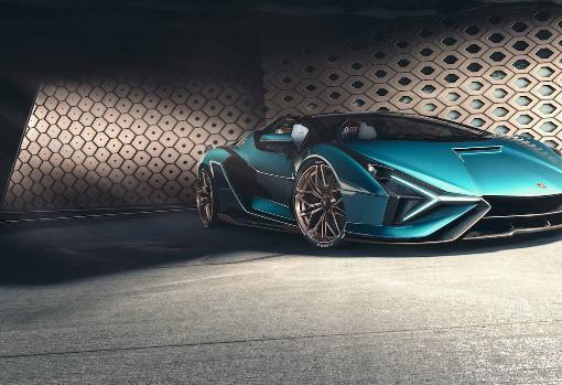 Fotogalería: Lamborghini Sián Roadster