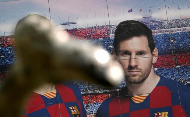 El Barça y Messi quieren hablar y destensar la cuerda
