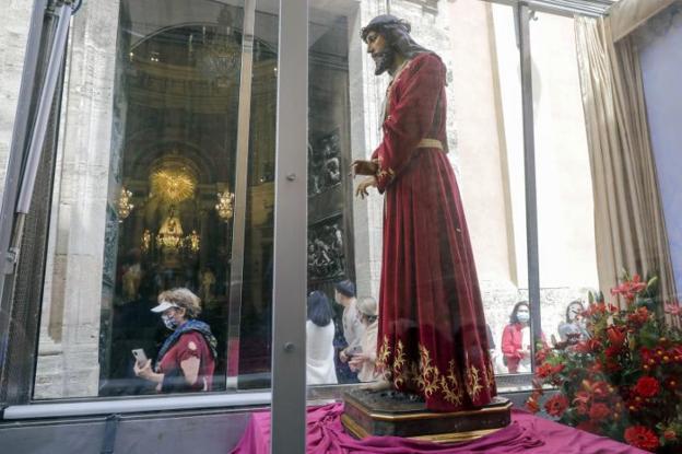 La Semana Santa Marinera se reinventa
