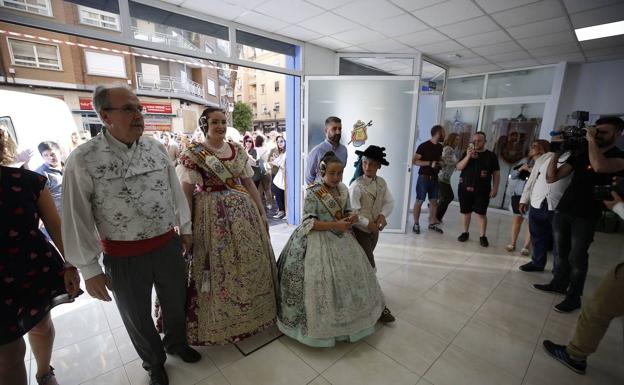 El Consell permite reabrir casales y locales festeros